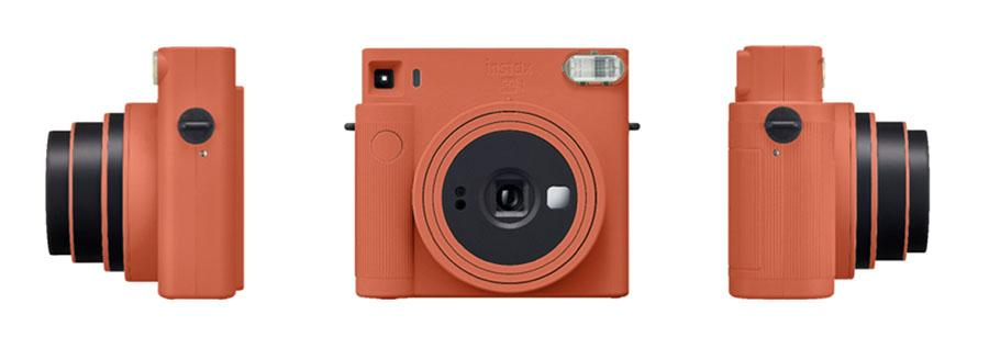 фото Компания Fujifilm выпустила минималистичную камеру square-формата Instax SQ1 4
