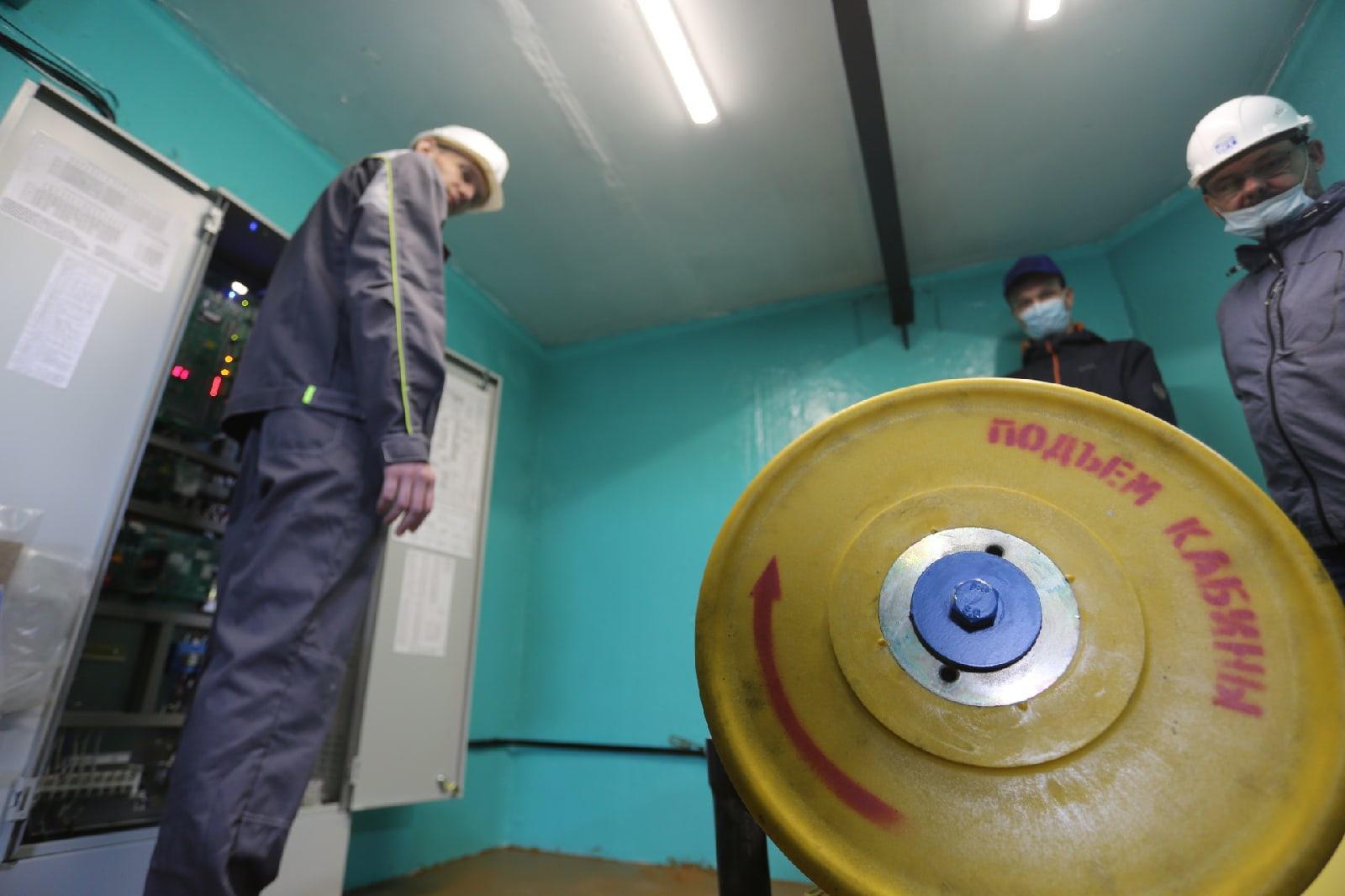 фото Опасный лифт заменили в многоэтажке на Лесосечной в Новосибирске 6