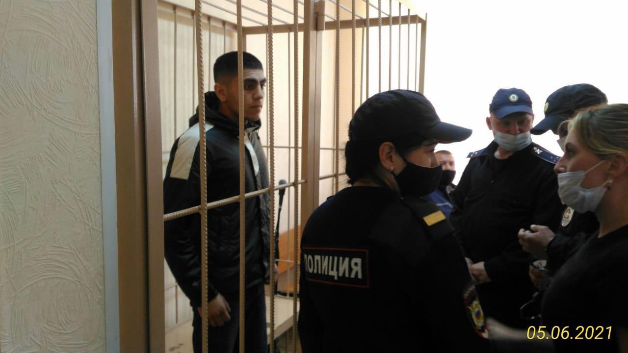 фото В Новосибирске суд арестовал участников ЧП в Мошково за применение насилие к полицейским 3