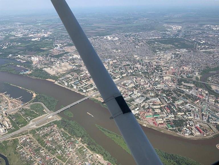 фото 18-летний британский пилот вылетит из Омска в Кемерово 3 июня 2