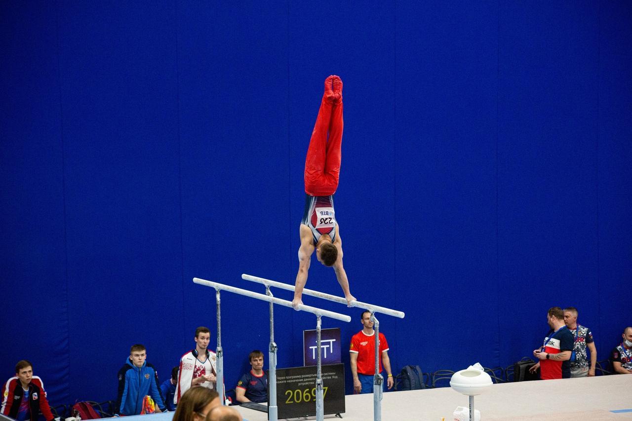 фото Кубок России по спортивной гимнастике проходит в Новосибирске 4
