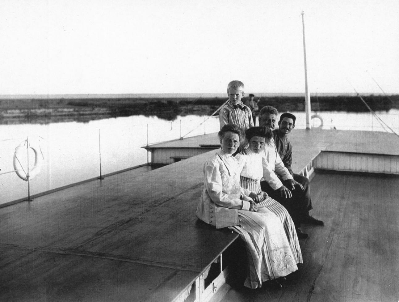 фото Тайна «Сибирского «Титаника»: как у Новониколаевска затонул пароход «Совнарком» и почему никто не ответил за гибель 300 пассажиров 2