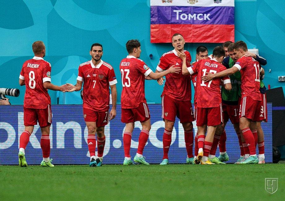 фото Футбол Россия – Финляндия на чемпионате Европы – 2021: голы и лучшие моменты 3