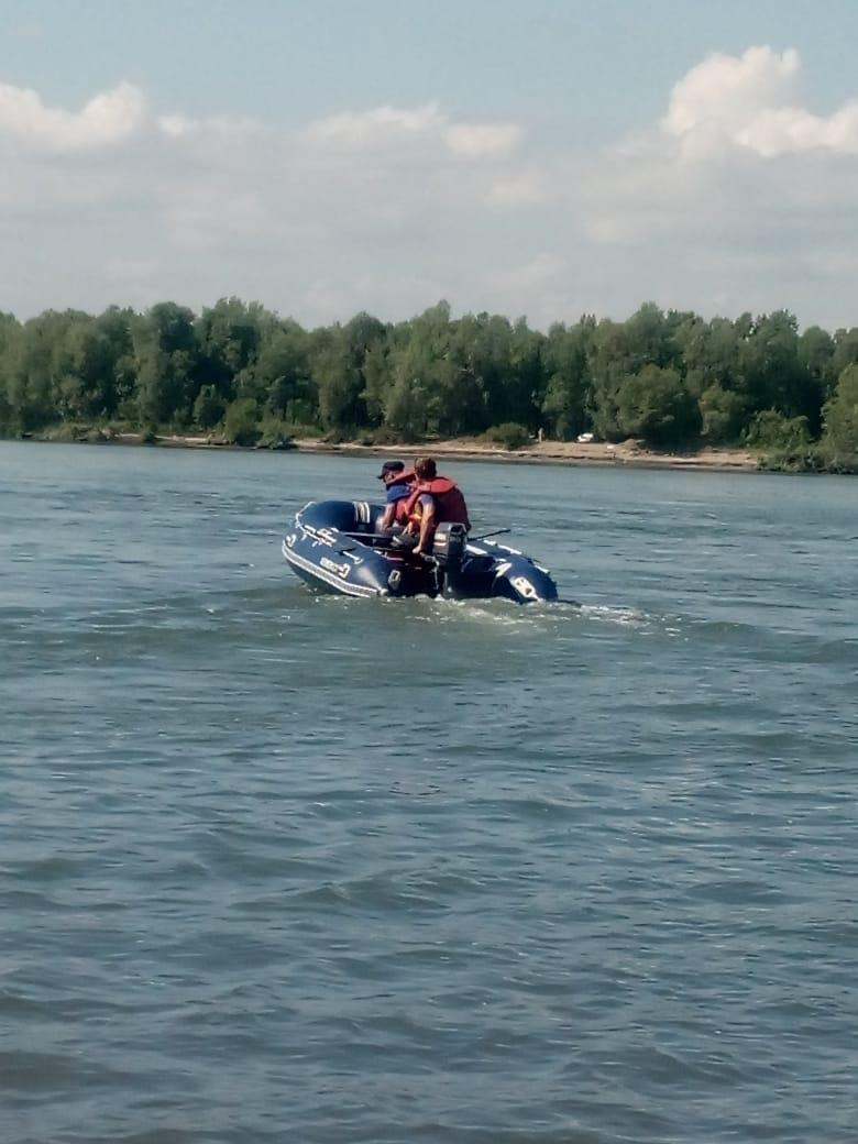 Фото Два человека утонули в длинные выходные в Новосибирске 2