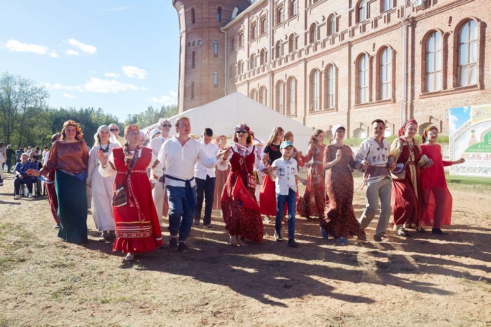 Фото В Ярославской области в пятый раз пройдёт фестиваль гостеприимства «Хлеб-да-Сольба» 2