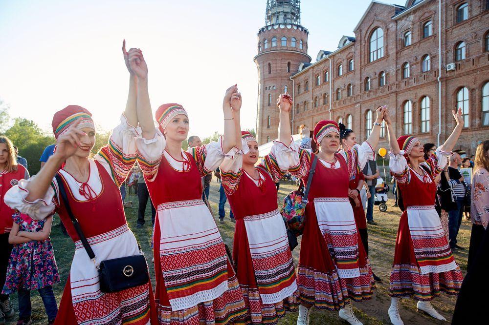 Фото В Ярославской области в пятый раз пройдёт фестиваль гостеприимства «Хлеб-да-Сольба» 3