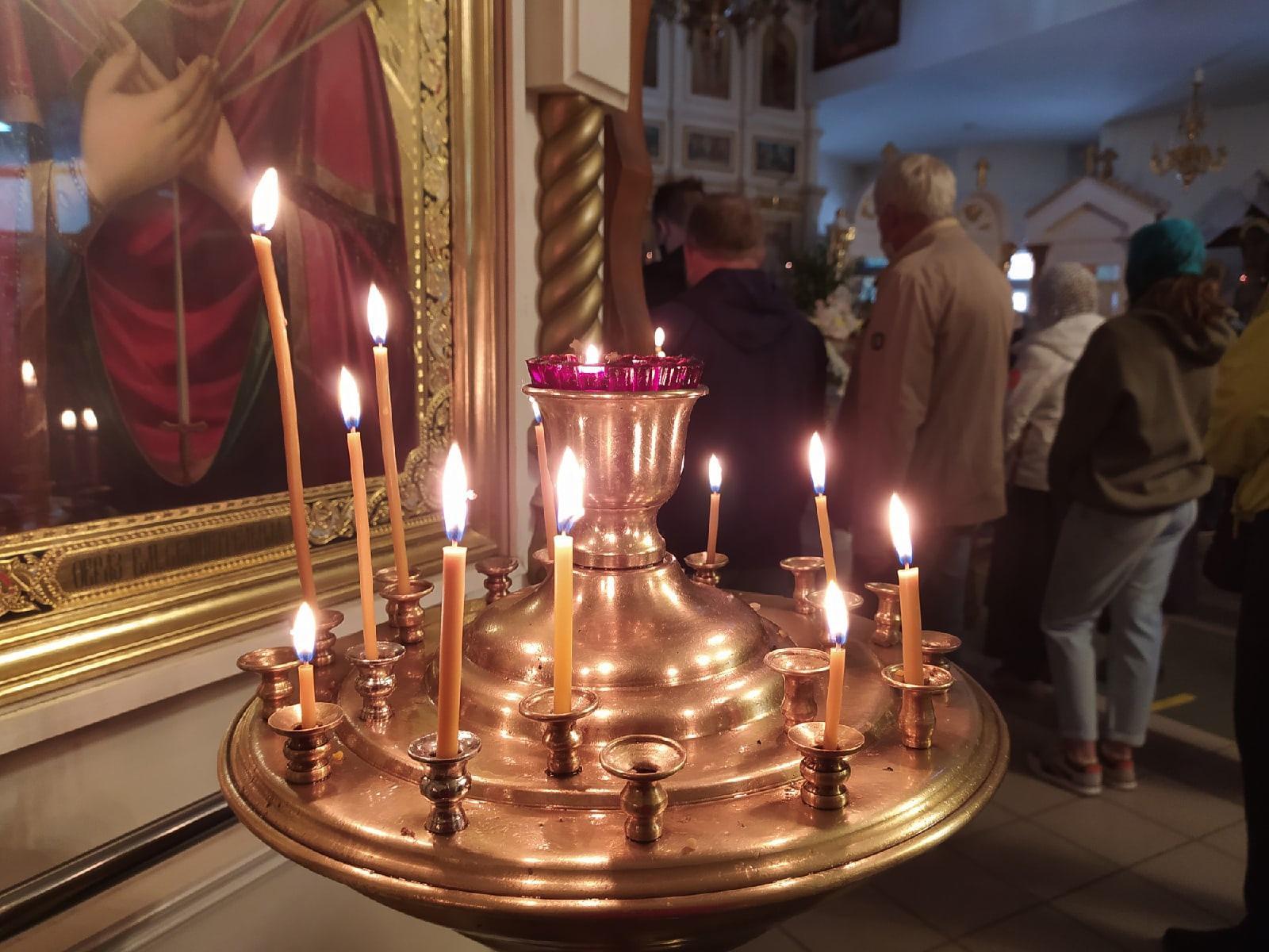 фото Под Новосибирском отпраздновали Троицу 2