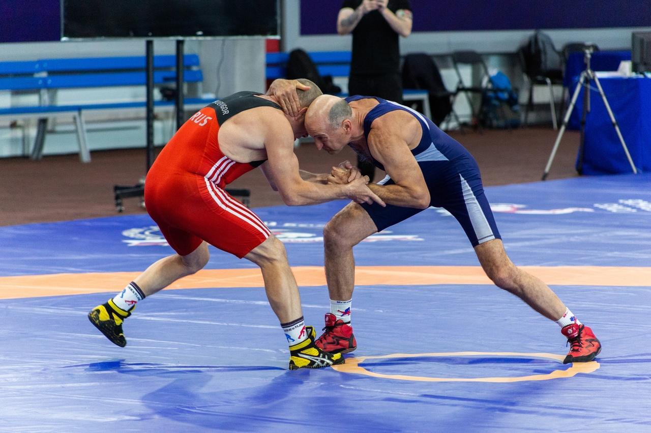 фото В Новосибирске прошли соревнования по греко-римской борьбе памяти Петра Барбашова 2