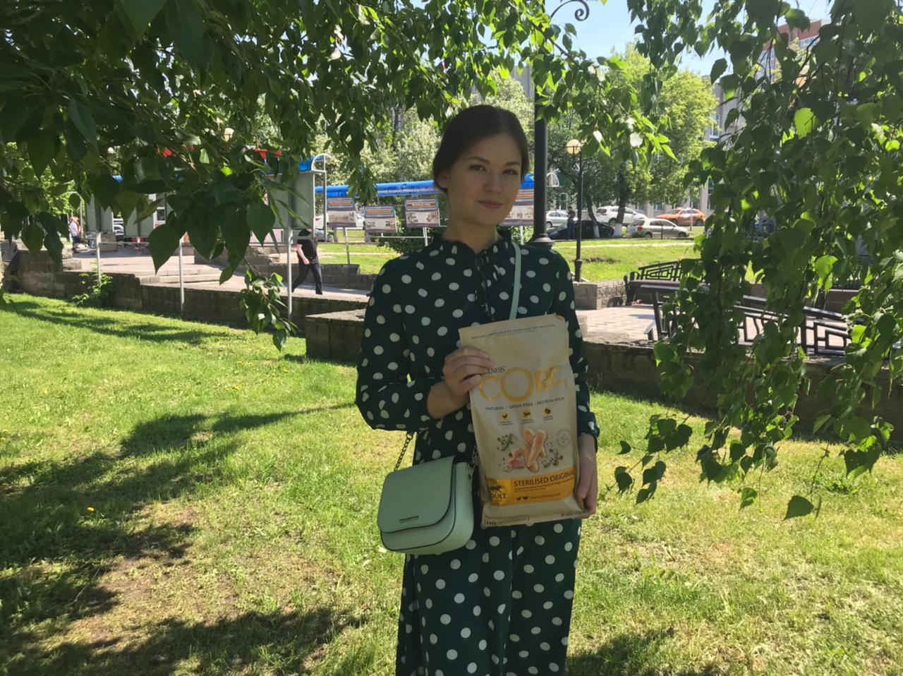 фото Финалисты конкурса «Главный котик Томска-2021» забрали свои вкусные призы 7