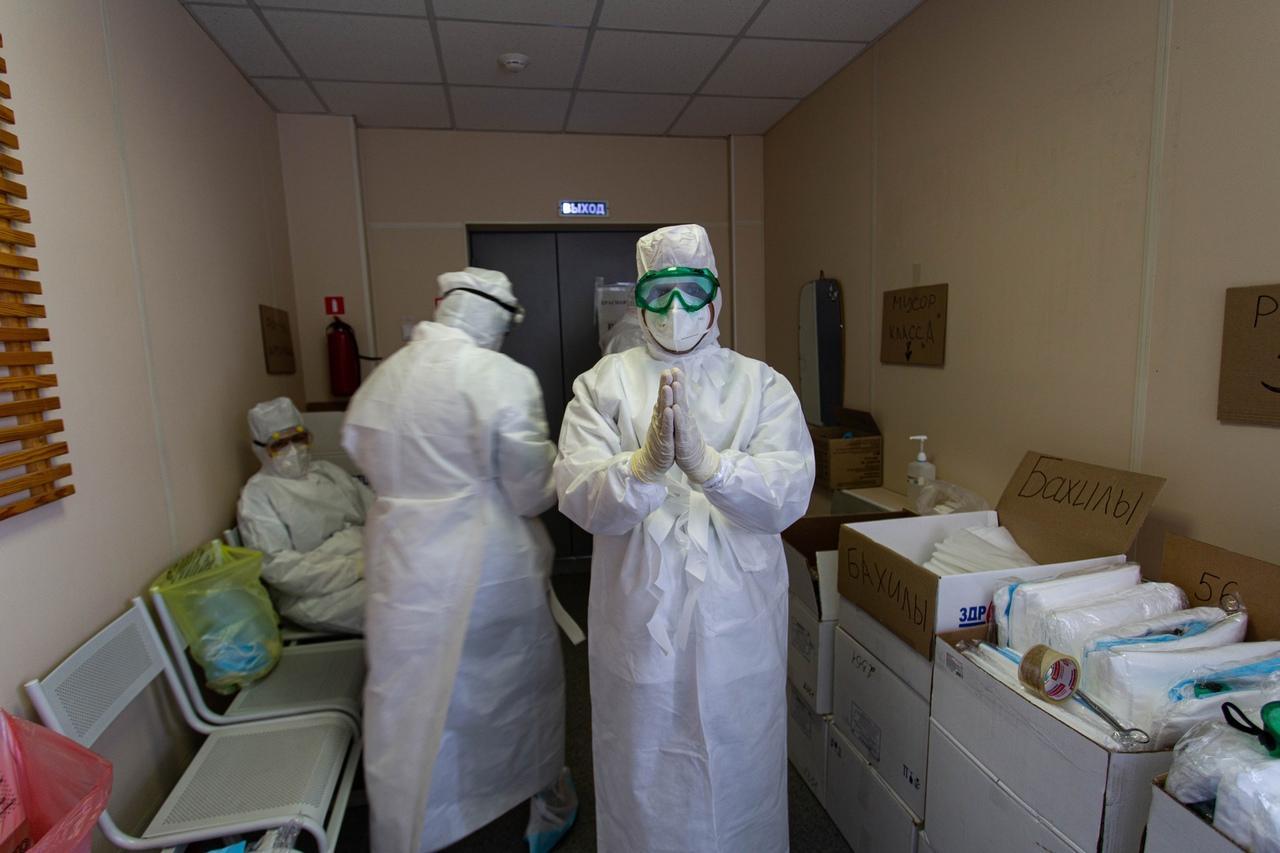 Фото Сколько заражённых коронавирусом в Новосибирске и почему люди болеют после вакцинации 4