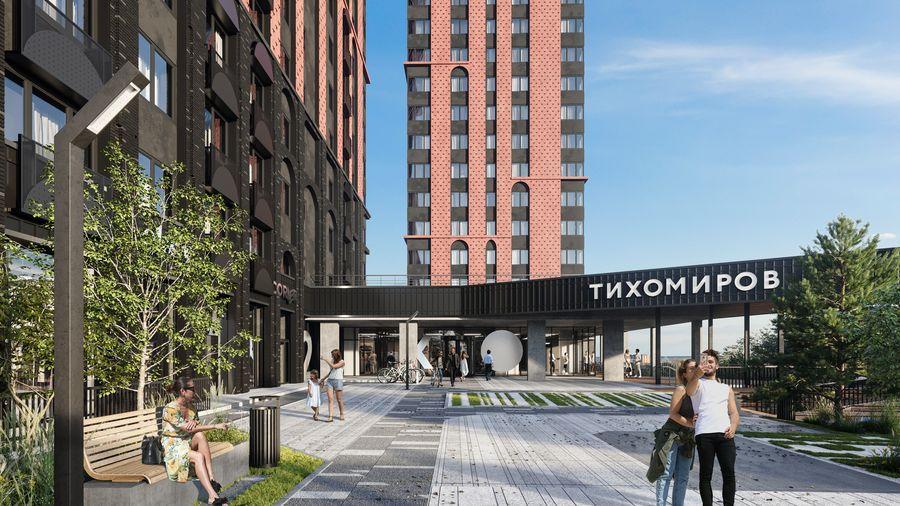 Фото «Тихомиров» гарантирует стрит-ретейл 3