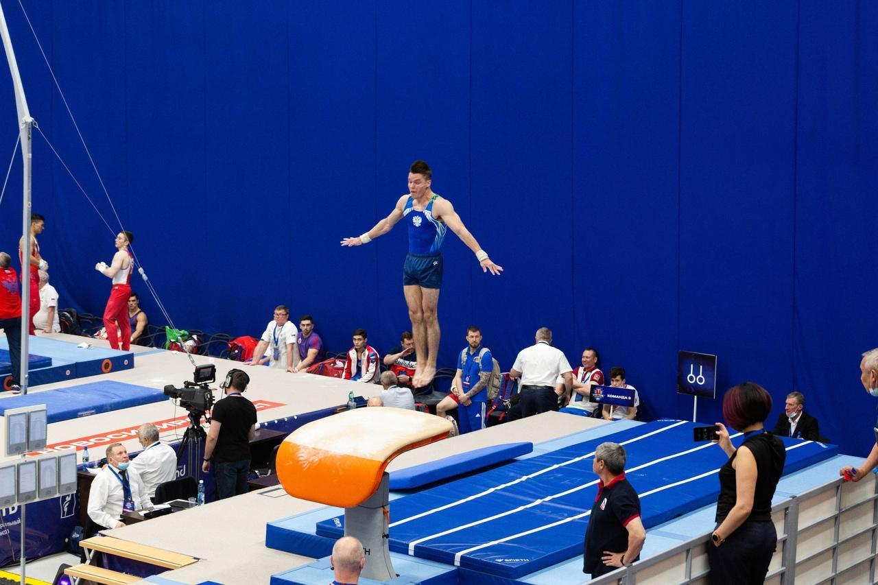 фото Кубок России по спортивной гимнастике проходит в Новосибирске 2