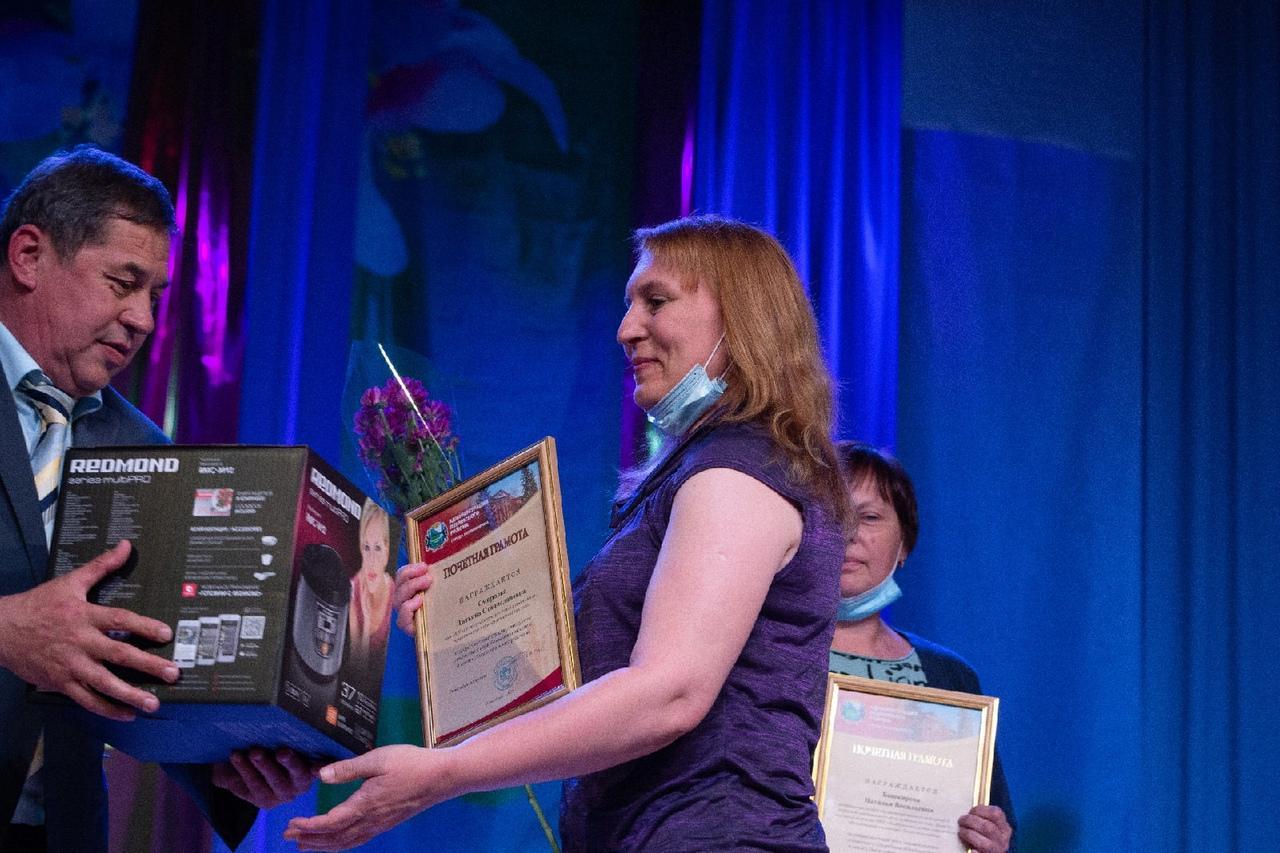 Фото Лучших социальных работников наградили в Ленинском районе Новосибирска 5