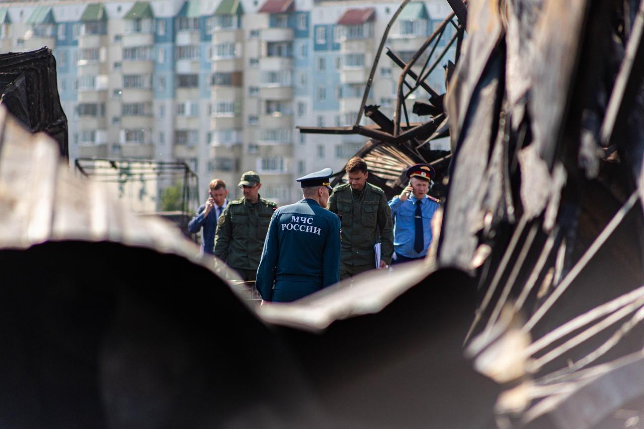фото От бизнеса остался пепел: предприниматели рассказали о многомиллионных убытках после взрыва на АГЗС в Новосибирске 2