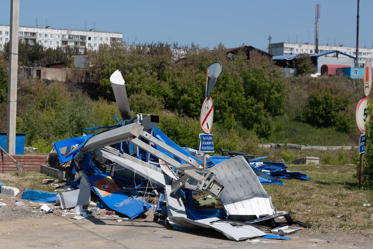 фото От бизнеса остался пепел: предприниматели рассказали о многомиллионных убытках после взрыва на АГЗС в Новосибирске 11