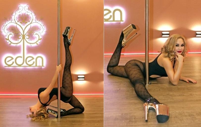 фото Соблазнительные танцы на шесте без раздеваний: действующая чемпионка Exotic Pole Dance – об освоении пилона 6