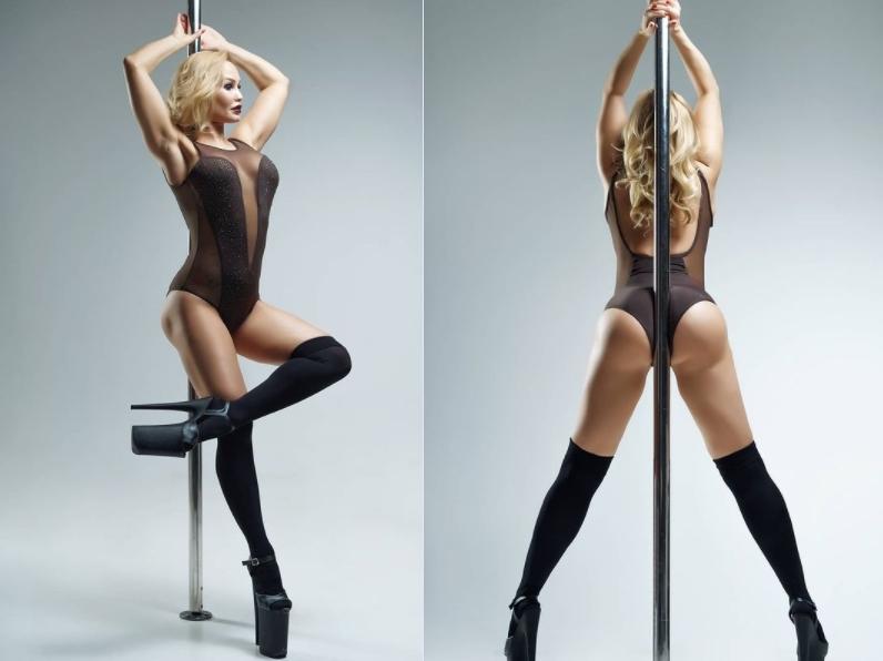 фото Соблазнительные танцы на шесте без раздеваний: действующая чемпионка Exotic Pole Dance – об освоении пилона 5