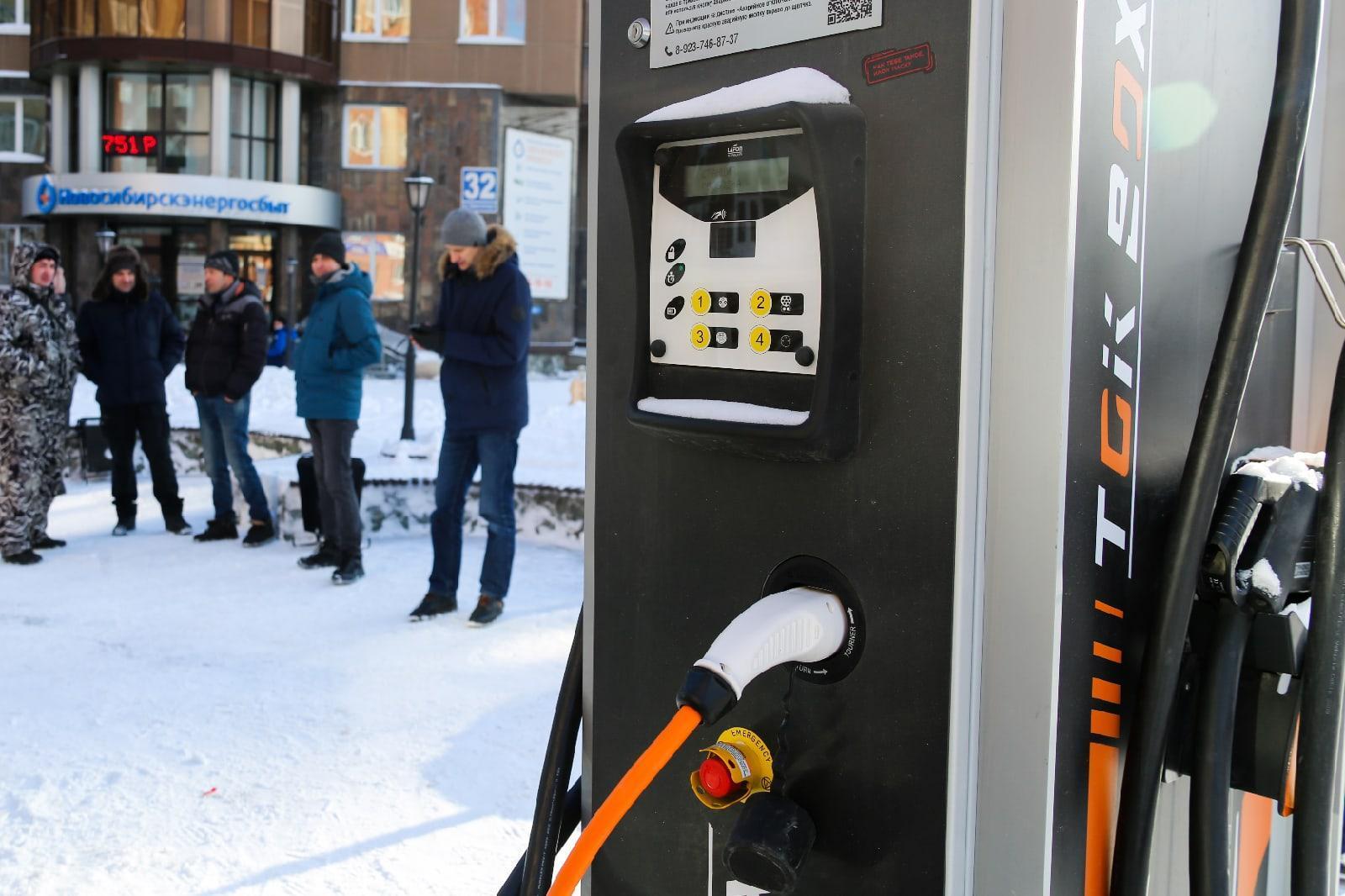 фото Транспортный налог отменили на пять лет для электромобилей в Новосибирске 2
