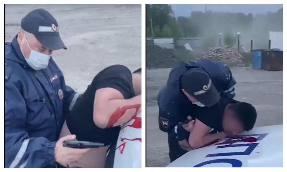 фото «Гусев до сих пор не может прийти в себя»: адвокат инспектора ДПС из Мошково не исключил давления потерпевшей стороны на следствие 2