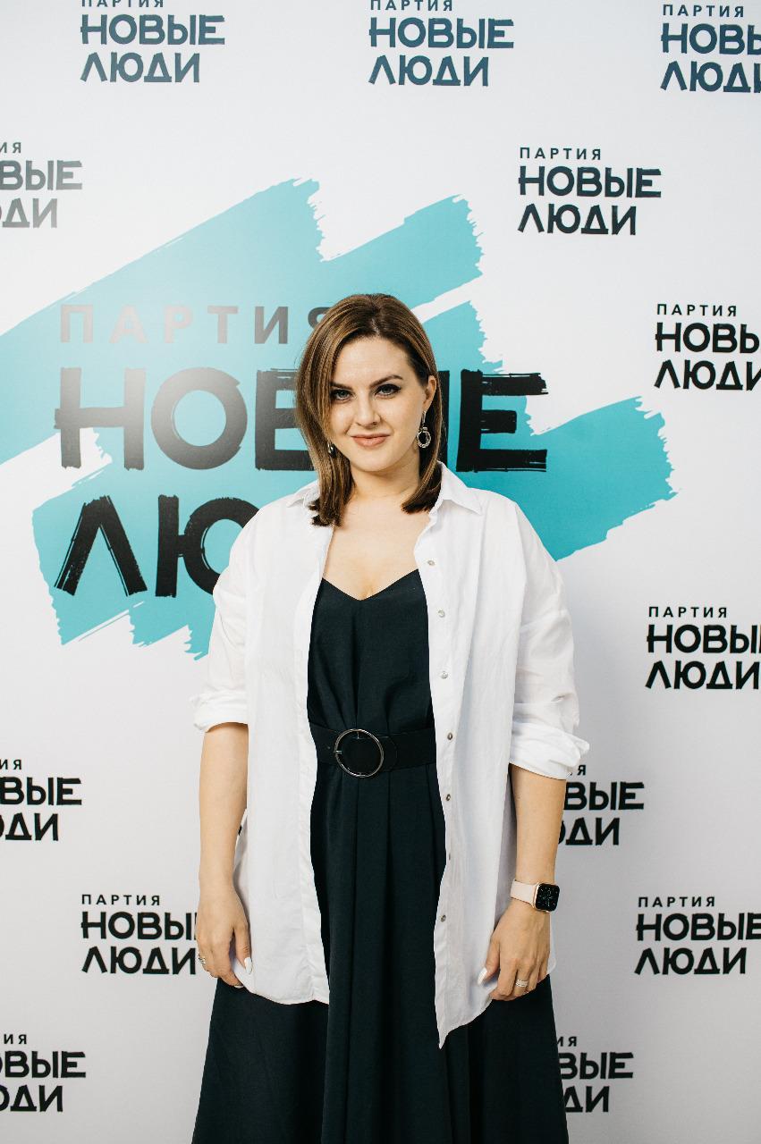 Фото Телеведущая и предприниматель из Новосибирска представят партию «Новые люди» на выборах 2
