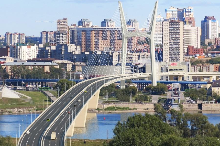 Фото Большие мосты маленького города 2