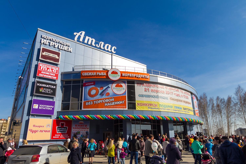 фото Ажиотаж в ТЦ Новосибирска: какие магазины работают, несмотря на запрет властей 6