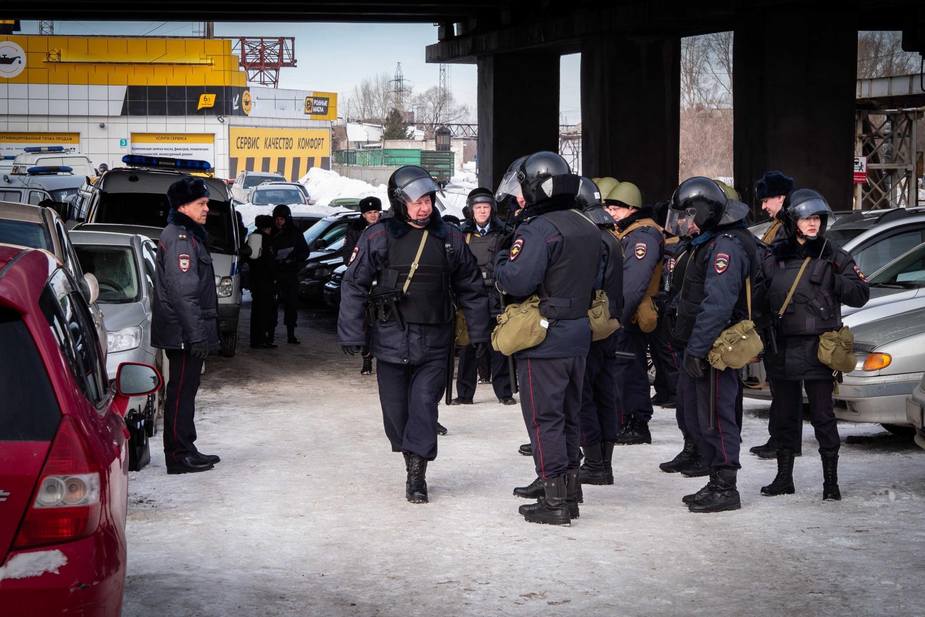 Фото Теракт на ТЭЦ-2: на месте ФСБ и полиция 5