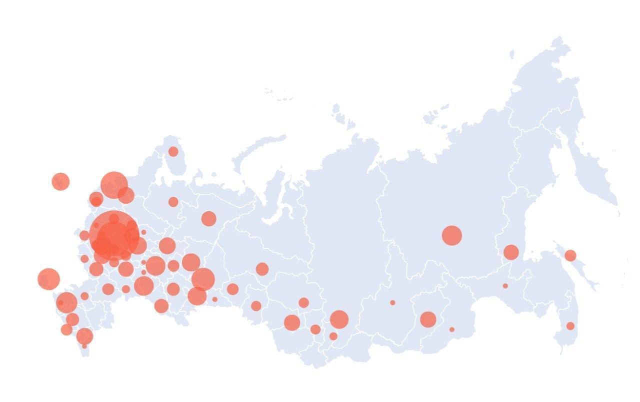 Фото Коронавирус в России, последние новости на 30 марта: запрет на выход из дома и в два раза больше погибших 2