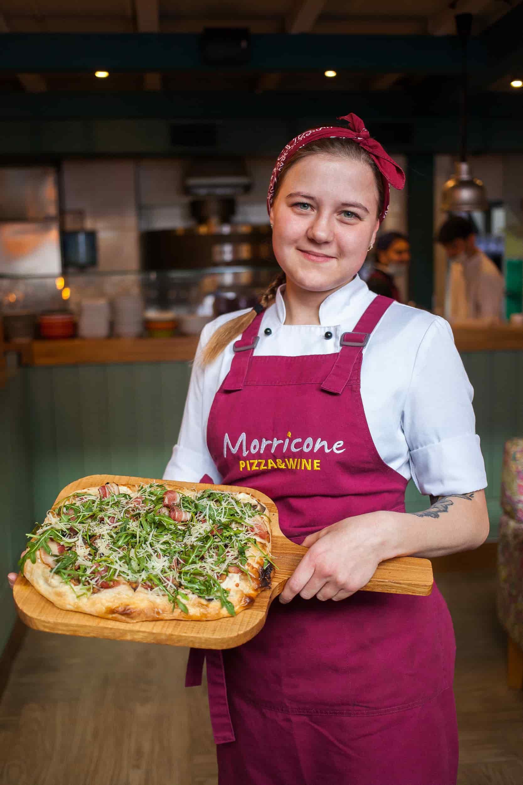 фото Ресторан Morricone Pizza&Wine даёт скидку на доставку римской пиццы – для этого нужно сделать предзаказ до 7 марта 4