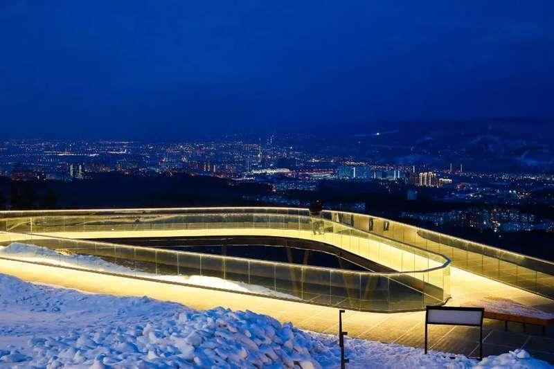 Фото Смотровую площадку за 38 млн открыли в Красноярске 2