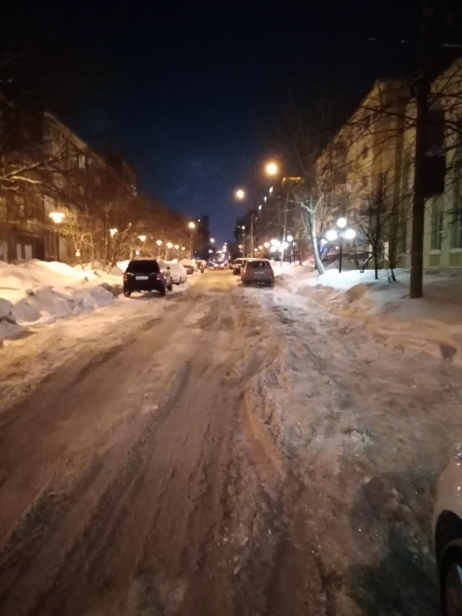 Фото Прокуратура проверит, как с улиц Новосибирска убирают снег 3