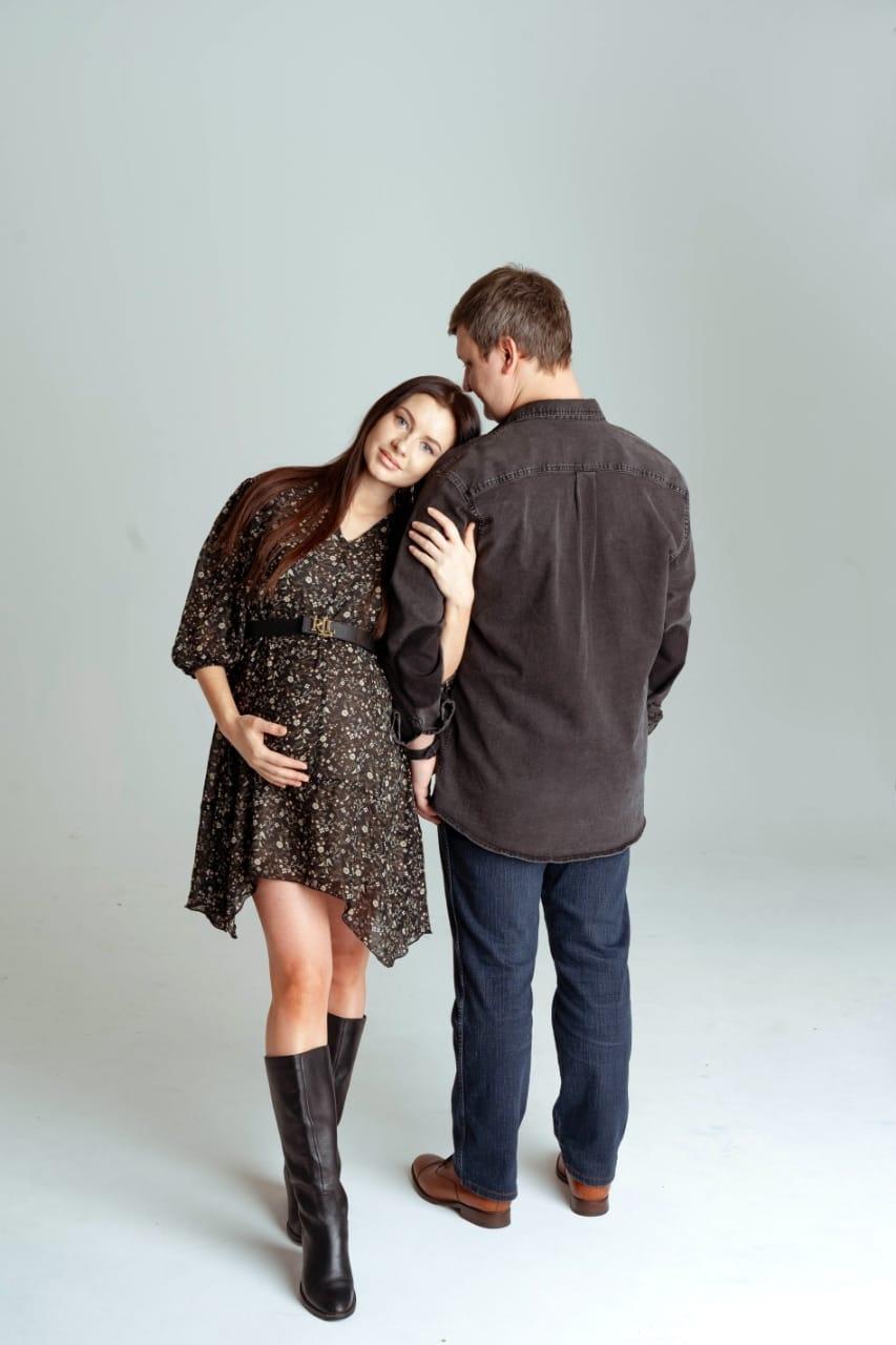 Фото «Я это могу, а вы - нет»: как зародилась мода на беременные фото и зачем будущие мамы обнажаются 7