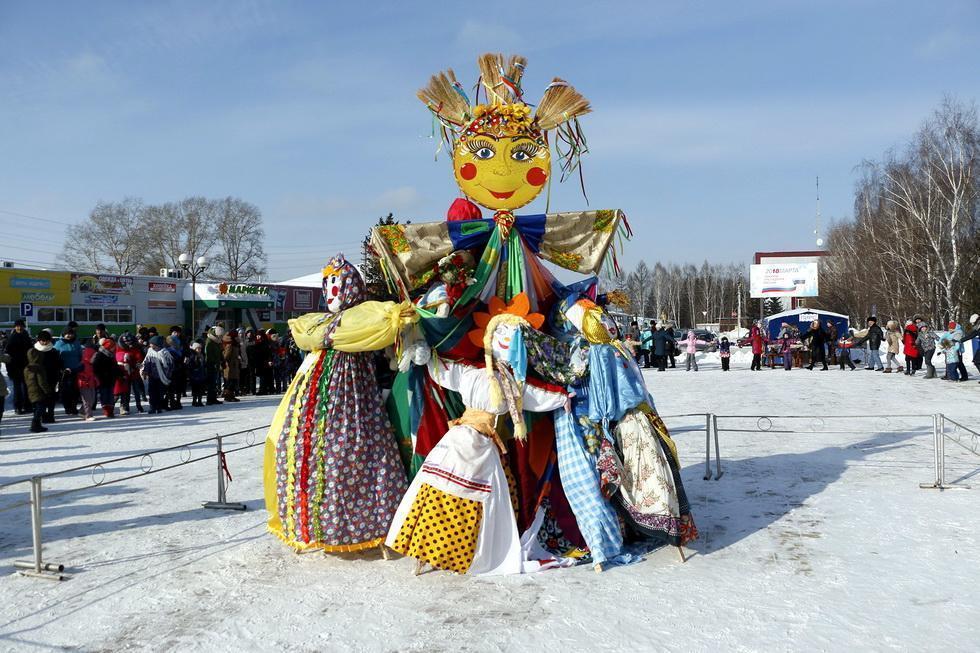 фото Блины да хороводы: публикуем полную программу празднования Масленицы-2021 в Новосибирске и Бердске 3