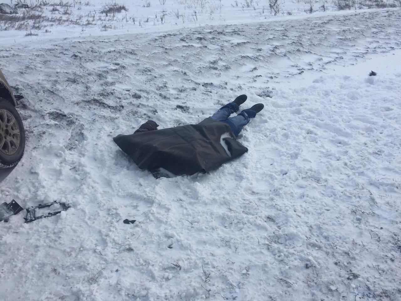 Фото Вырвало двигатель, бампер и стёкла: стали известны подробности смертельной автокатастрофы под Новосибирском 4