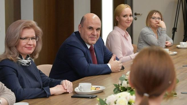 фото Главные заявления и обещания Мишустина: подводим итоги визита премьер-министра в Новосибирск 4