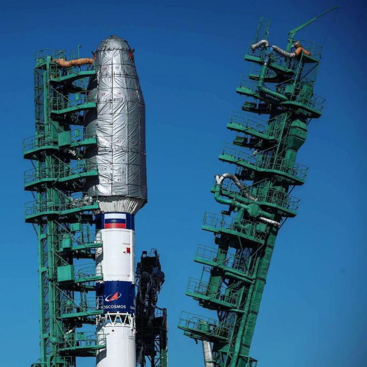 Фото Уникальные кадры ракеты «Союз-2.1а» на Байконуре показал новосибирский фотограф 4