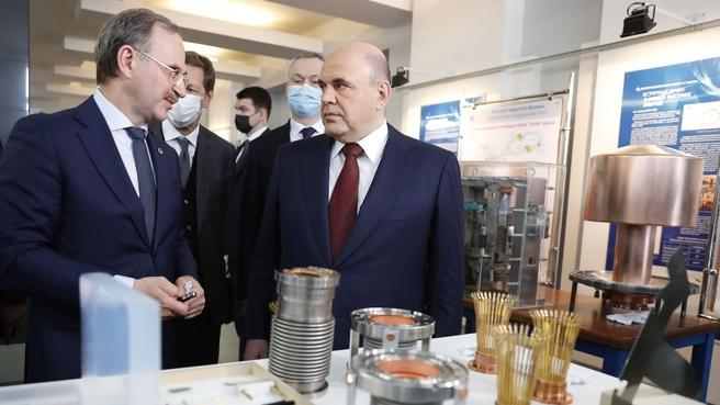 фото Главные заявления и обещания Мишустина: подводим итоги визита премьер-министра в Новосибирск 8