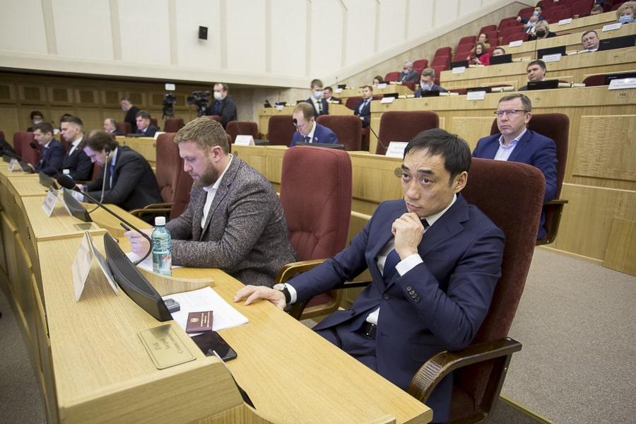 Фото Депутаты заксобрания добились статуса особо охраняемых территорий для городских лесов 2