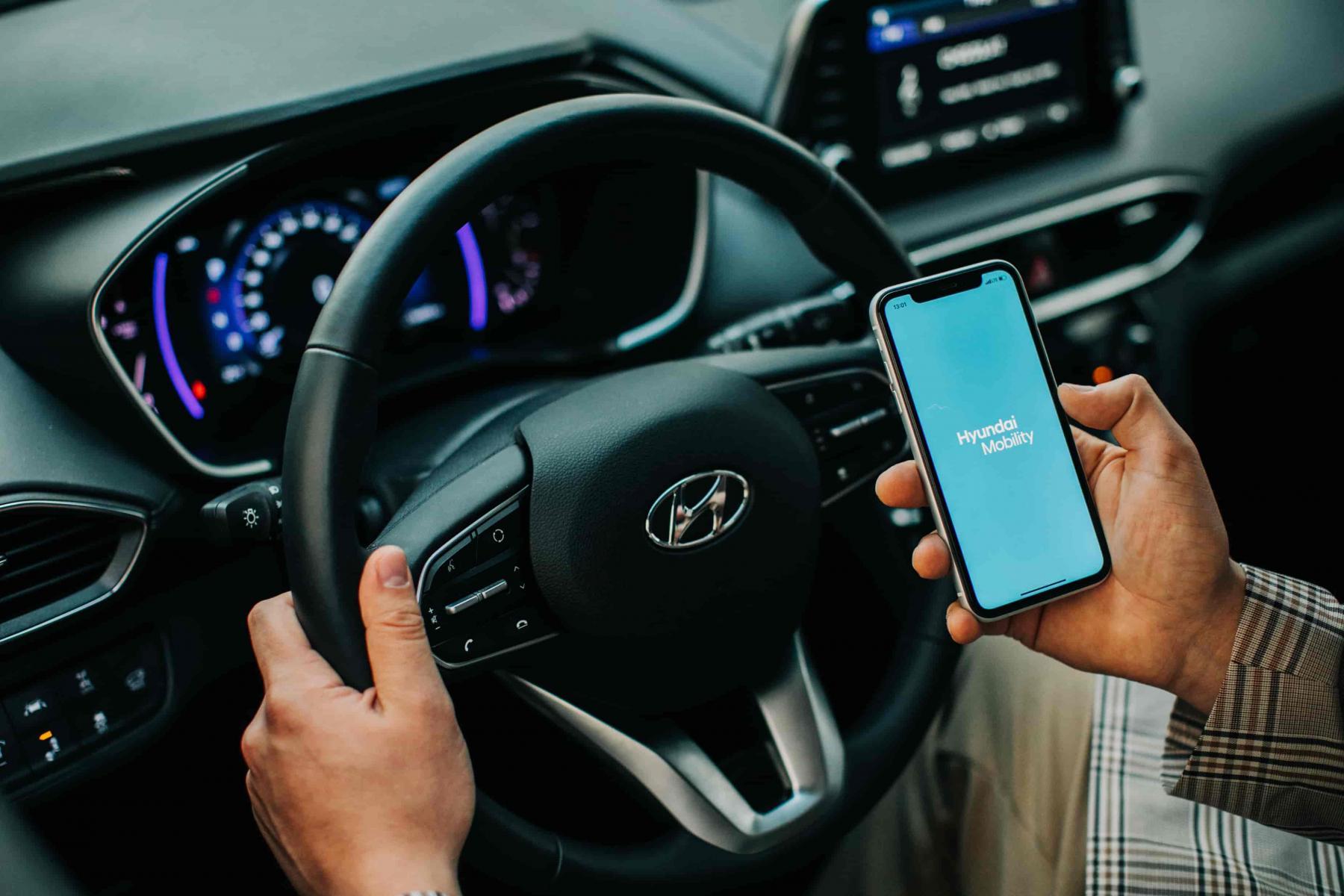 фото Сервис онлайн-подписки Hyundai Mobility пополнил парк автомобилей новыми моделями 2