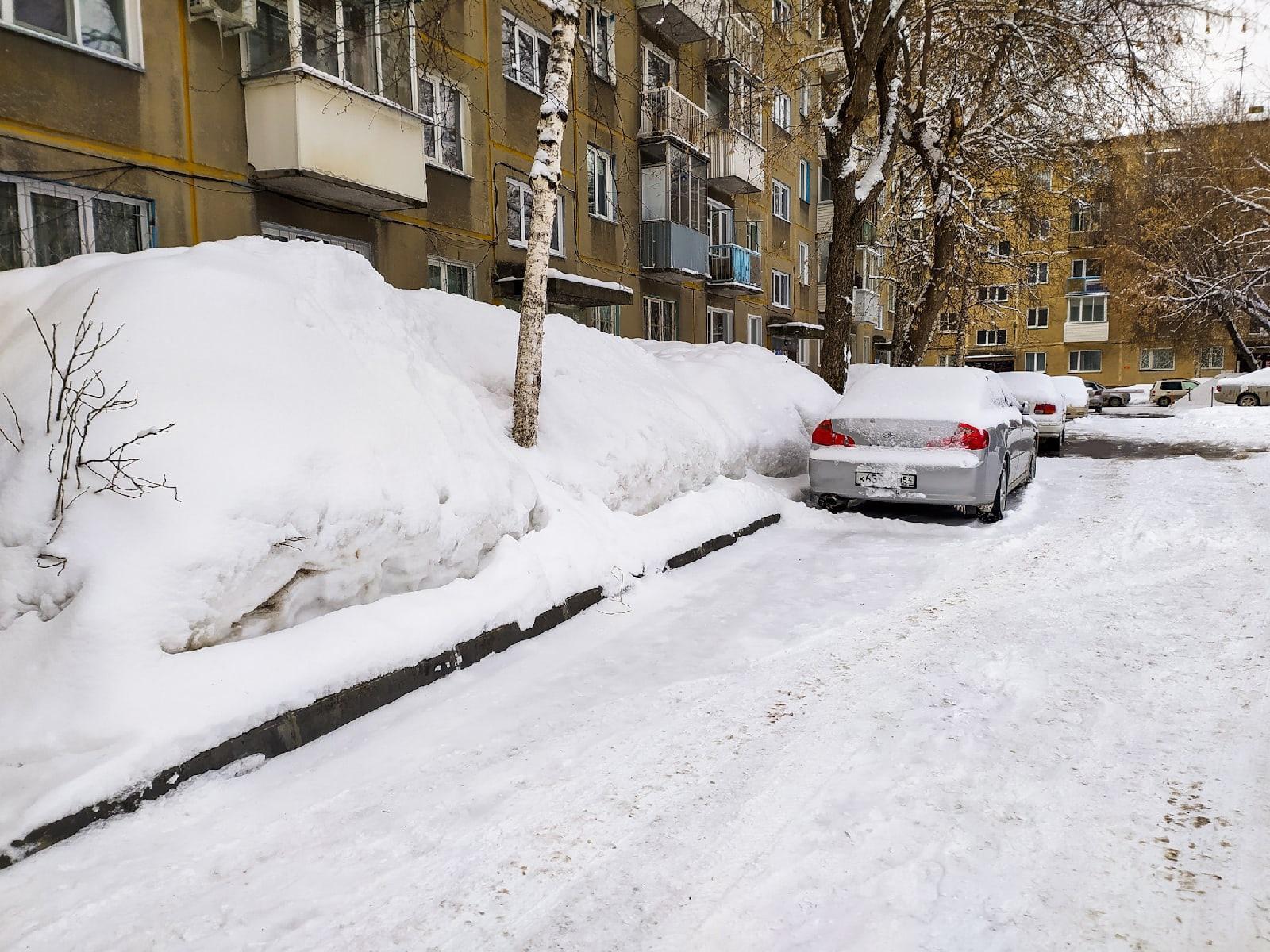 фото «Нет месяца поганее марта»: сибиряки выплеснули в соцсети страдания из-за нескончаемой зимы 3
