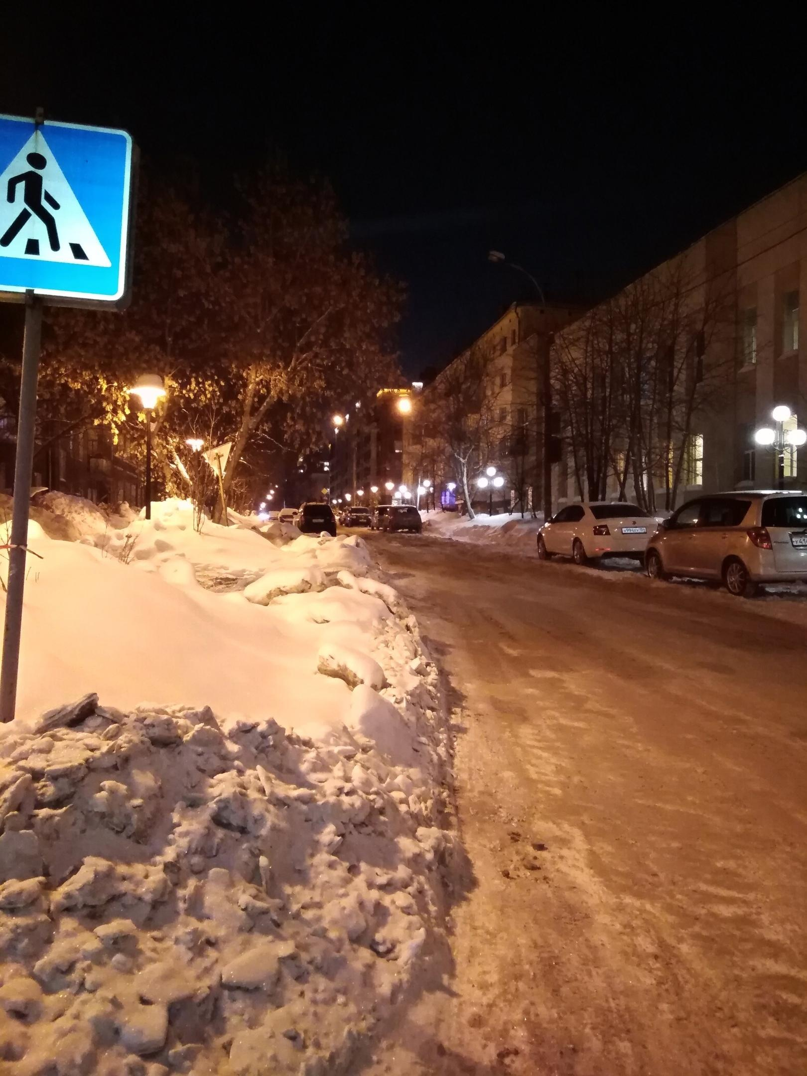 Фото Прокуратура проверит, как с улиц Новосибирска убирают снег 4
