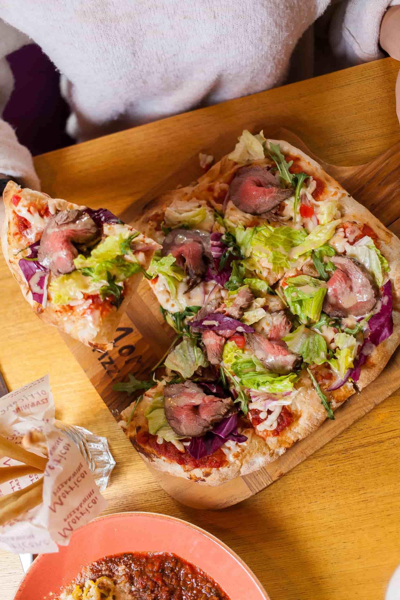 фото Ресторан Morricone Pizza&Wine даёт скидку на доставку римской пиццы – для этого нужно сделать предзаказ до 7 марта 3