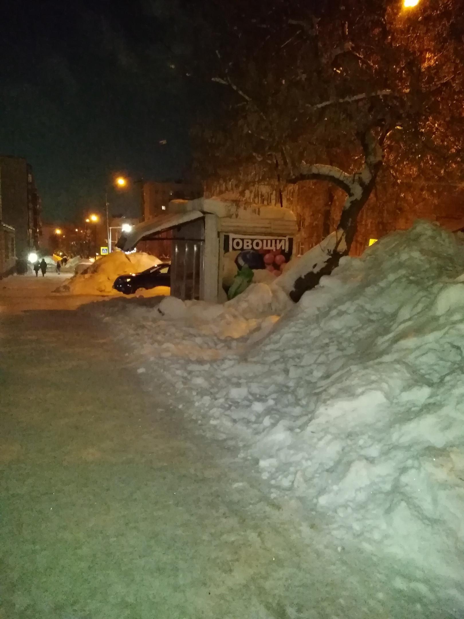 Фото Прокуратура проверит, как с улиц Новосибирска убирают снег 2