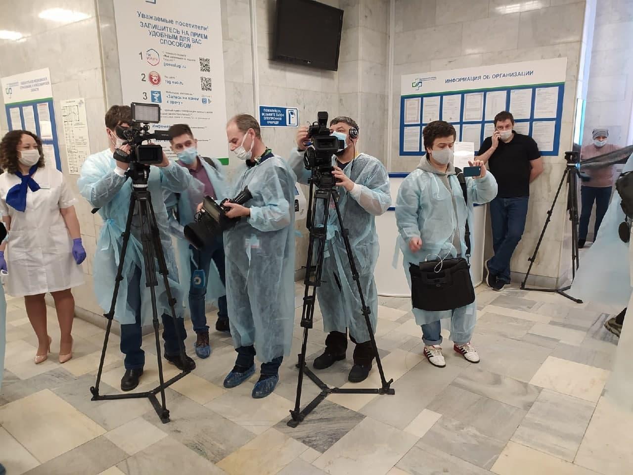 фото Министр здравоохранения Мурашко в Новосибирске: онлайн-трансляция на Сиб.фм 6