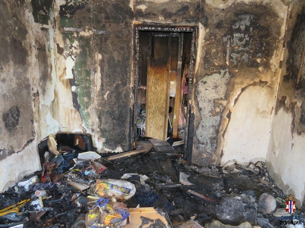 фото Ранее судимый омич поджег свою квартиру и выпрыгнул из окна 3
