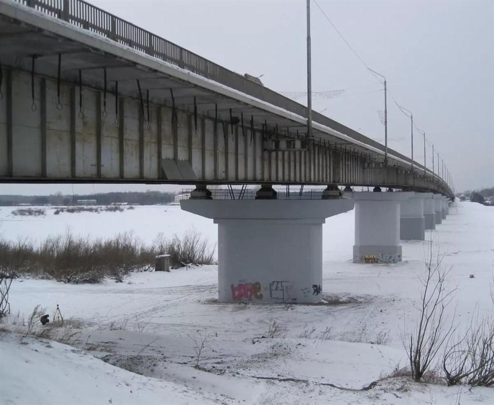 фото На время капремонта Коммунального моста в Томске нужен понтонный дублёр
