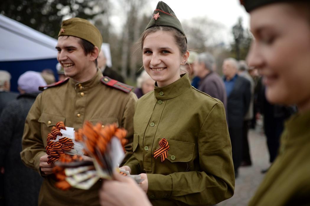 фото Георгиевская ленточка: что символизирует и как её правильно носить? 3