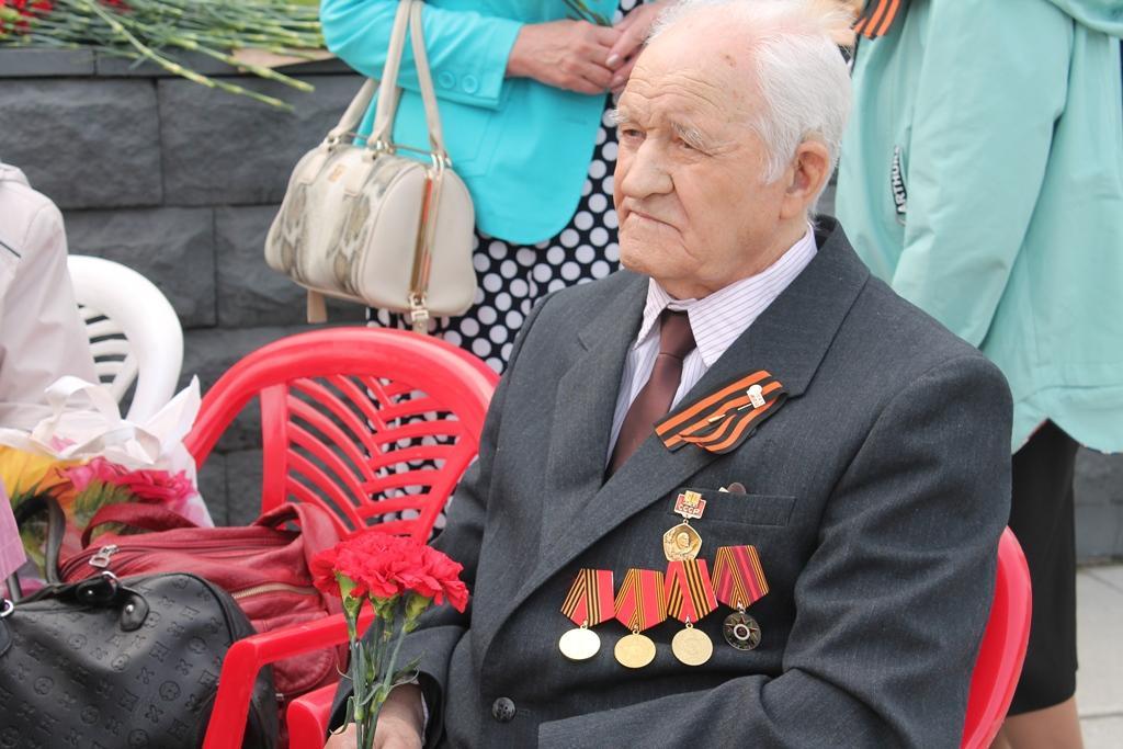 фото Ветераны «Горводоканала» вновь в строю Победы 7