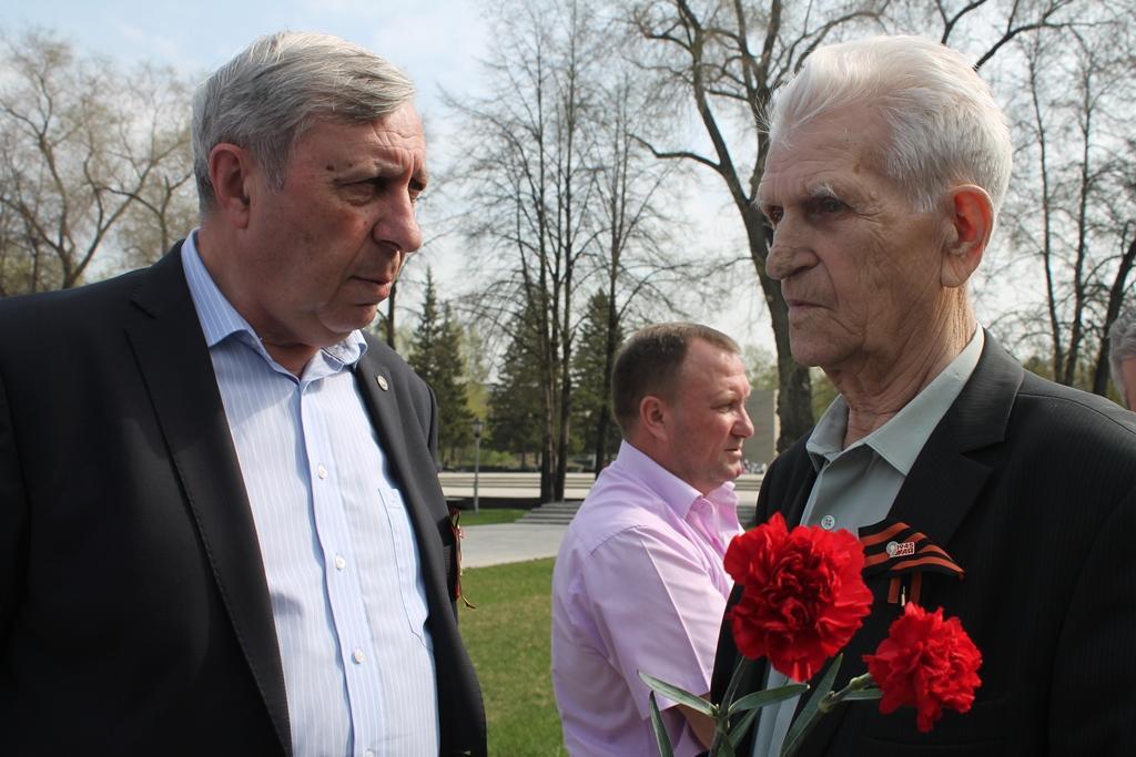 фото Ветераны «Горводоканала» вновь в строю Победы 3