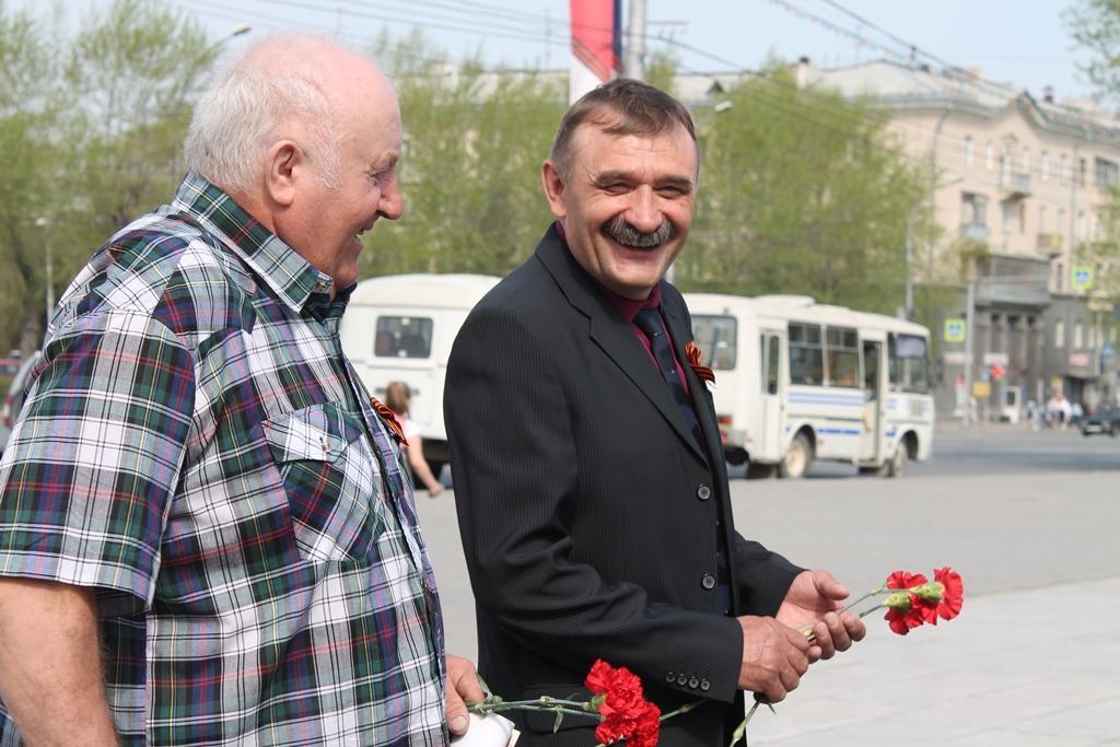 фото Ветераны «Горводоканала» вновь в строю Победы 10